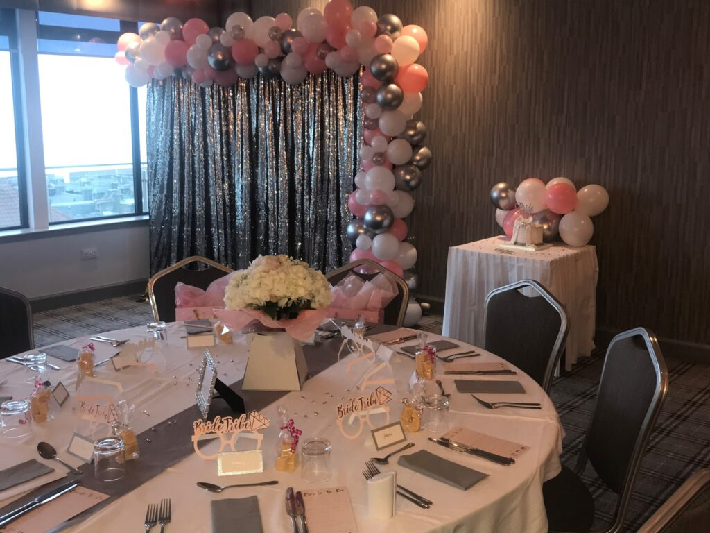 The Knowes Hotel and Restaurant Aberdeenshire Hen Party