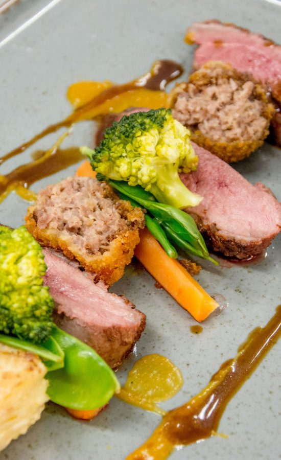 The Knowes Hotel and Restaurant Aberdeenshire Fine Dining