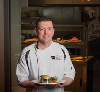 The Knowes Hotel and Restaurant Macduff Aberdeenshire Wayne Stewart